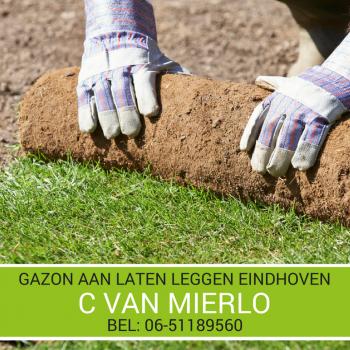 Gazon aan laten leggen Eindhoven